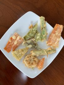 Vegetarian Tempura