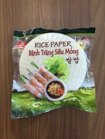 Super Thin rice paper 16cm
