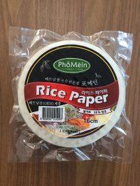 Rice paper 16cm (300g)