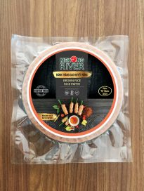 MEKONG RIVER BRAND – RICE PAPER ( BROWN RICE)