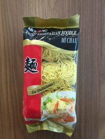 DRIED VEGETARIAN NOODLE – THIN