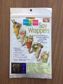 SOY WRAPPERS