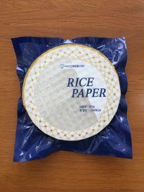 Rice paper – 16cm