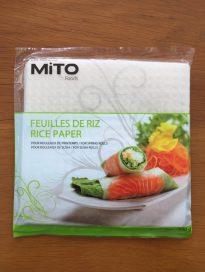 Rice paper Mito
