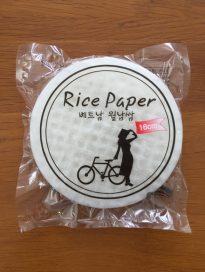 Rice paper 16cm