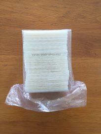 Rice paper 10cm