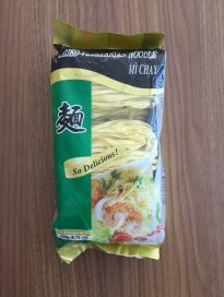 DRIED vegetarian NOODLE