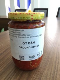 ground chili