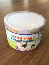 Atar cake ( Bánh in Thập Cẩm)