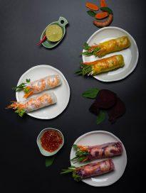 Rice paper – Variety