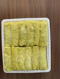 Turmeric Net Spring Rolls
