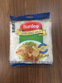Rice Vermicelli ( Bún Gạo Xào )