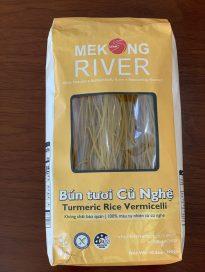 Turmeric Rice Vermicelli